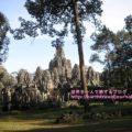 【世界の絶景画像】アンコールトムとバイヨンの歴史と観光の魅力を紹介