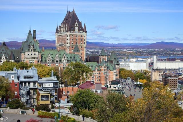 カナダ旅行費用・7泊8日女性一人旅の場合を公開