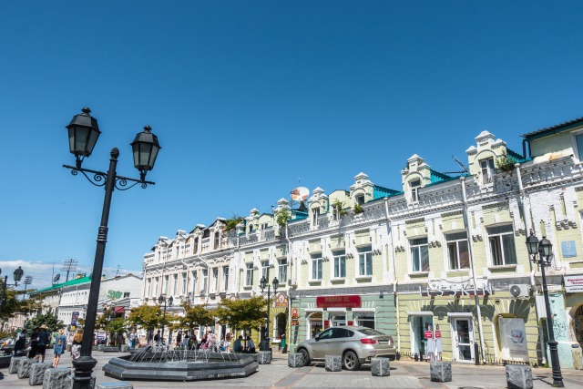 ウラジオストクの観光費用はいくら?3泊4日の女性一人旅の場合