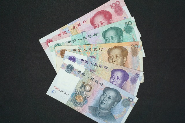 西安(中国)旅行はクレジットカードより中国元