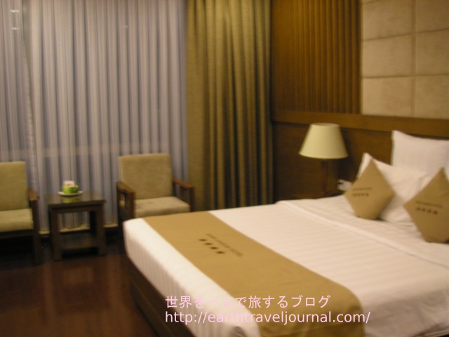 ホーチミン(ベトナム)のおすすめホテル『エデンスター サイゴン ホテル&スパ』の写真1