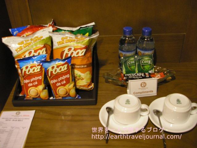 ホーチミン(ベトナム)のおすすめホテル『エデンスター サイゴン ホテル&スパ』の写真3